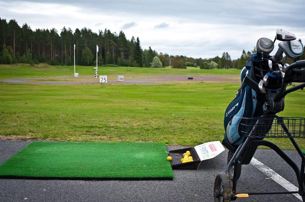 Golfclubs in Schweden