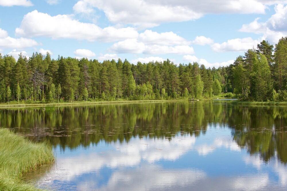 Naturreservat Sörknatten